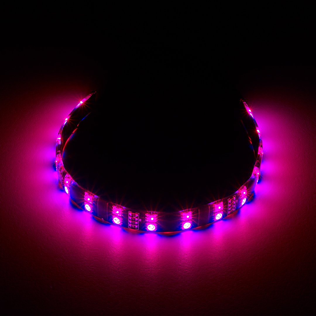 cablemod widebeam hybrid led strip rgb uv cablemod. Black Bedroom Furniture Sets. Home Design Ideas
